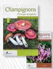 Champignons Europe tempérée. Ed. Biotope